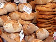 Bread in London Market