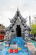 Wat Si Suphan Temple Chiang Mai Thailand
