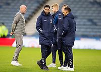 Football - 2019 Betfred Scottish League Cup Final - Celtic vs. Rangers<br /> <br /> Wes Foderingham of Rangers, at Hampden Park, Glasgow.<br /> <br /> COLORSPORT/BRUCE WHITE
