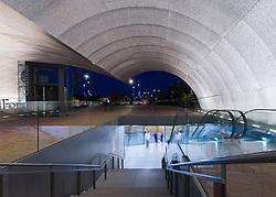 Sevilla_CaixaFórum_Vázquez Consuegra Architect