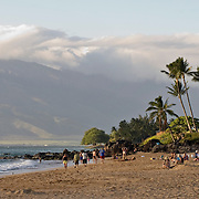 Kamaole Beach in Maui, Hawaii