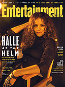 August 11, 2021 - US: Halle Berry Covers Entertainment Weekly Magazine