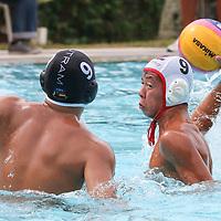 Yan Jie (ACSI #9) attempts a shot. (Photo © Chua Kai Yun/Red Sports)