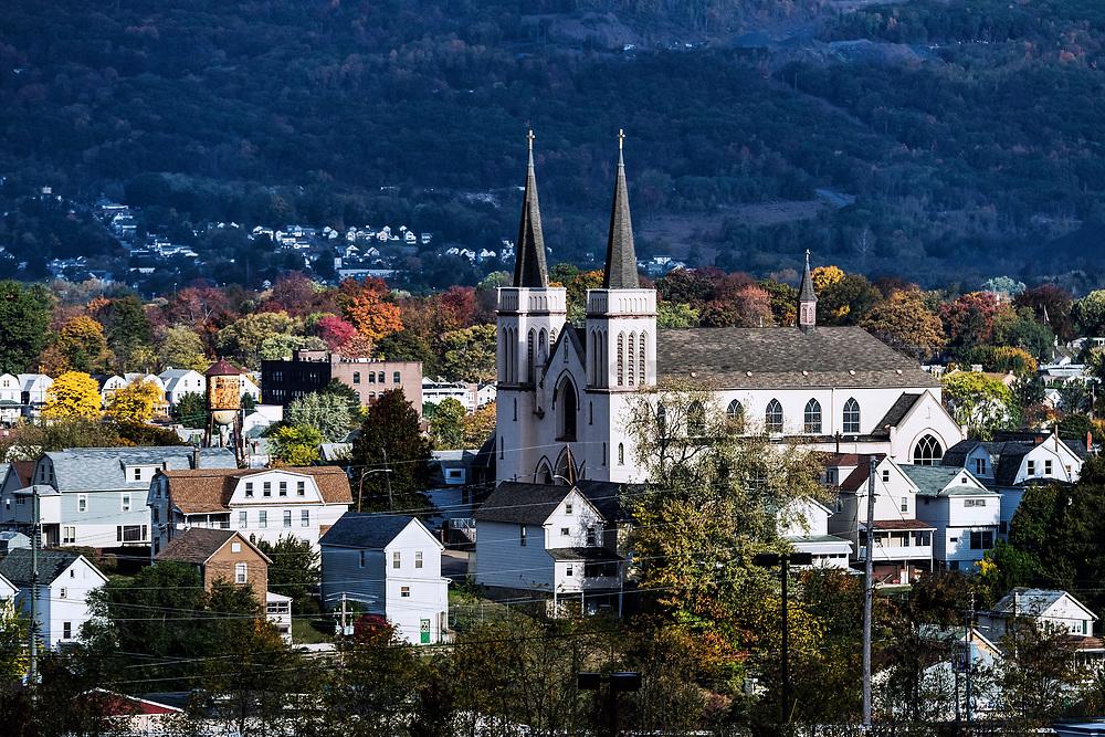 Town of Wilkes-Barre, Pennsylvania, USA
