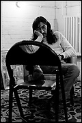 Fall River, Massachusetts - 18 February 1968. Jimmy Carl Black  of The Mothers of Invention backstage prior to a performance. © 2020 Ed Lefkowicz<br /> <br /> For licensing of any of the images in this portfolio go to https://www.mptvimages.com/<br /> <br /> For fine art prints, get in touch with me directly.