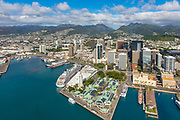 Downtown, Honolulu, Oahu, Hawaii