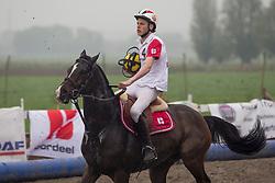 Wesemael Stijn, BEL, <br /> BK Horseball 2018<br /> © Sharon Vandeput<br /> 15:55:35