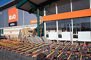B & Q Extra shop, Ipswich, Suffolk, England B & Q Extra shop, Anglia retail park, Ipswich, Suffolk, England