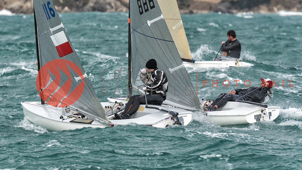 41st PALAMOS – CHRISTMAS RACE<br /> PALAMÓS, SPAIN 17 to 22 December 2016<br /> <br /> The regatta it's organized by Club de Vela Palamós / Club Nàutic Costa<br /> Brava, Authorised by the Real Federación Española de Vela and Federació<br /> Catalana de Vela and it's part of the COEV (Spanish Olympic Sailing Circuit).<br /> Photos: Cristina Balcells