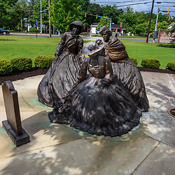 Sculpture of The Birthplace of Memorial Day in Boalsburg, PA