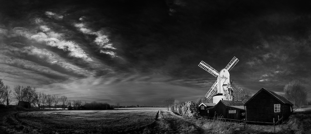 First go with my IR converted camera today. Already loving the extra contrast and detail it can bring out