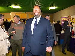© Licensed to London News Pictures . 29/09/2017 . Torquay , UK . Leadership candidate DAVID KURTEN . UKIP is due to announce the winner of a leadership election which has the potential to split the party . Photo credit: Joel Goodman/LNP