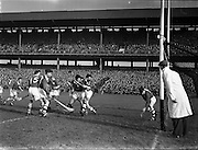 17/03/1958<br /> 03/17/1958<br /> 17 March 1958<br /> Interprovincial League: Munster v Leinster at Croke Park, Dublin.