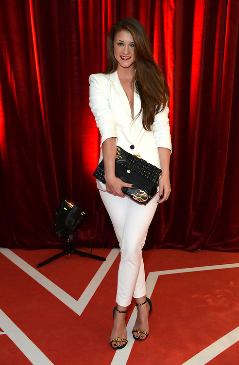 British soap awards , at ITV in Manchester . pictured corries brooke vincent   PIC Dave Nelson