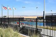 Great Park Tennis Complex Center Stadium