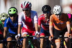 September 23, 2017 - Bergen, NORWAY - 170923 Ingrid Moe of Norway competes during the Women Elite Road Race on September 23, 2017 in Bergen..Photo: Jon Olav Nesvold / BILDBYRN / kod JE / 160028 (Credit Image: © Jon Olav Nesvold/Bildbyran via ZUMA Wire)