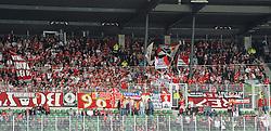 28.08.2010, Weserstadion, Bremen, GER, 1. FBL, Werder Bremen vs 1. FC Köln / Koeln, im Bild Fanblock 1. FC Koeln   EXPA Pictures © 2010, PhotoCredit: EXPA/ nph/  Frisch+++++ ATTENTION - OUT OF GER +++++ / SPORTIDA PHOTO AGENCY