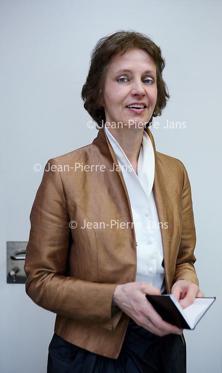 Nederland, Amsterdam , 10 december 2014.<br /> Marjo van der Knaap, Hoogleraar kinderneurologie.<br /> Foto:Jean-Pierre Jans