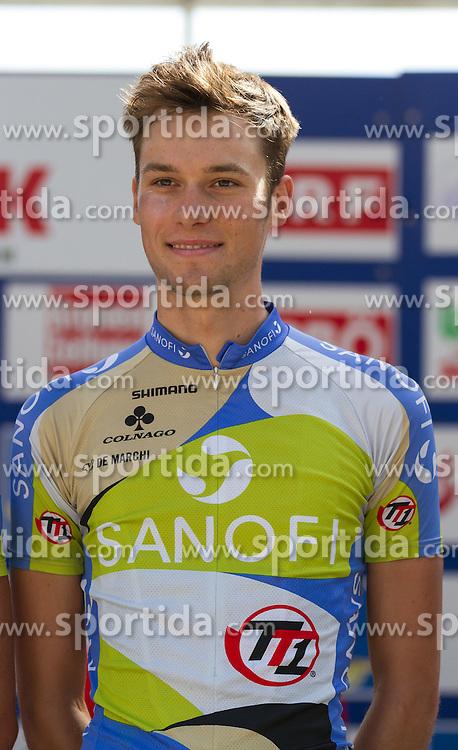 01.07.2012, Innsbruck, AUT, 64. Oesterreich Rundfahrt, 1. Etappe, EZF Innsbruck, im Bild Georg Preidler (AUT) during the 64rd Tour of Austria, Stage 1, Individual time trial in Innsbruck, Austria on 2012/07/01
