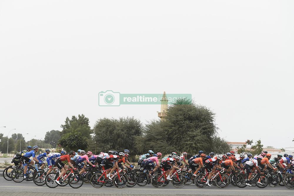 March 1, 2019 - Dubai, Emirati Arabi Uniti - Foto LaPresse - Fabio Ferrari.01 Marzo 2019 Dubai (Emirati Arabi Uniti).Sport Ciclismo.UAE Tour 2019 - Tappa 6 - da Ajman a Jebel Jais - 180 km.Nella foto: durante la gara..Photo LaPresse - Fabio Ferrari.March 01, 2019 Dubai (United Arab Emirates) .Sport Cycling.UAE Tour 2019 - Stage 6 - From Ajman To Jebel Jais  - 112 miles..In the pic: during the race. (Credit Image: © Fabio Ferrari/Lapresse via ZUMA Press)