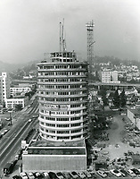 1955 Capitol Records Tower on Vine St.