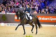 Jeannette Haazen - Dabanos D'04<br /> Indoor Brabant 2017<br /> © DigiShots