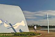 Fotos da Igreja da Pampulha para o Guia 4 Rodas, Belo Horizonte 2005