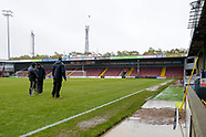 Scunthorpe United v Stevenage 080521