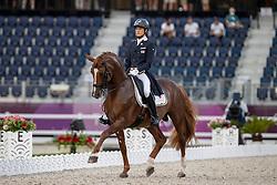 Sado Kazuki, JPN, Ludwig Der Sonnenkoenig 2, 145 <br /> Olympic Games Tokyo 2021<br /> © Hippo Foto - Dirk Caremans<br /> 24/07/2021