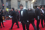 DOUGLAS BOOTH, Olivier Awards 2012, Royal Opera House, Covent Garde. London.  15 April 2012.