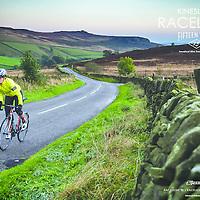 Kinesis UK, print advert 2014-15> rider Emma Osenton.