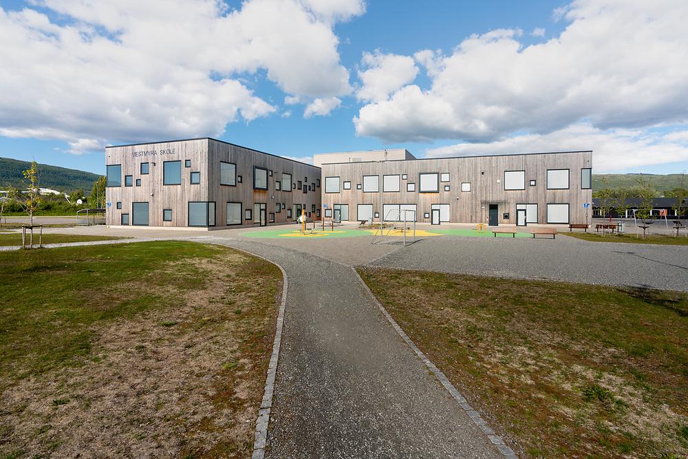 Vestmyra skole er en 1.-10.-trinnskole i Fauske kommune.