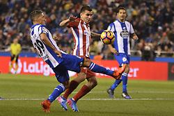 March 2, 2017 - La Coruna, Spain - Fayçal. La Liga Santander Matchday 25. Riazor Stadium, La Coruna, Spain. March 02, 2017. (Credit Image: © Monica Arcay Carro/VW Pics via ZUMA Wire/ZUMAPRESS.com)
