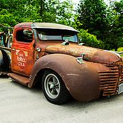 1937 Dodge Rat Rod Pickup Truck