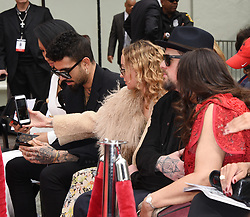 Lionel Richie Handprints and Footprints at the Lionel Richie Hand and Footprints Ceremony at the TCL Chinese Theatre on March 7, 2018 in Hollywood, Ca. © Janet Gough / AFF-USA.COM. 07 Mar 2018 Pictured: Miles Richie, Nicole Richie, Benji Madden and Brenda Richie. Photo credit: MEGA TheMegaAgency.com +1 888 505 6342