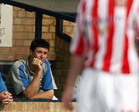 Photo: Chris Ratcliffe.<br />Southend United v Sunderland. Coca Cola Championship. 19/08/2006.<br />Niall Quinn, manager of Sunderland.