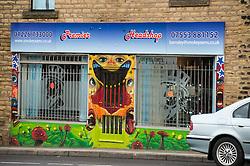 The Head Shop, that sells Legal Highs. Barnsley