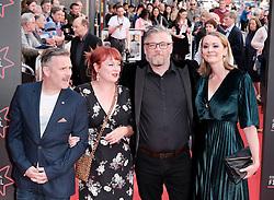 Edinburgh International Film Festival 2019<br /> <br /> Mrs Lowry And Son (World Premiere, closing night gala)<br /> <br /> Pictured: Paul McCole and Stephen McCole<br /> <br /> Alex Todd   Edinburgh Elite media
