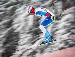 21.02.2013, Kandahar, Garmisch Partenkirchen, AUT, FIS Weltcup Ski Alpin, Abfahrt, Herren, 1. Training, im Bild Didier Defago (SUI) // Didier Defago of Switzerland in action during 1st practice of the  mens Downhill of the FIS Ski Alpine World Cup at the Kandahar course, Garmisch Partenkirchen, Germany on 2013/02/21. EXPA Pictures © 2013, PhotoCredit: EXPA/ Johann Groder