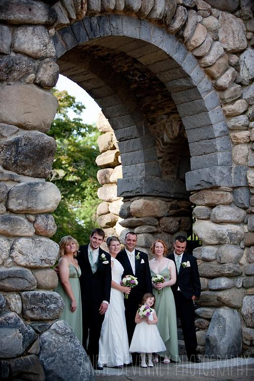 Bancroft Tower • Worcester, Massachusetts Wedding Photography Massachussetts Wedding Photography in Worcester