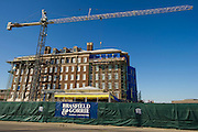 New renovations to the Old Parkland Hospital in Dallas on Wednesday, March 20, 2013. (Cooper Neill/The Dallas Morning News)