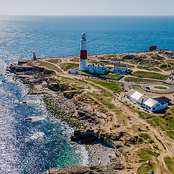 04/04/2021 Portland bill Dorset the first week of covid lockdown lifted, with the sun shining brining people out to a sense of normality