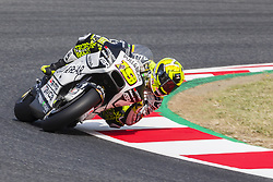 June 9, 2017 - Barcelona, Catalonia, Spain - MotoGP -Alvaro Bautista(Spa), Pull&Bear Aspar Team during the MotoGp Grand Prix Monster Energy of Catalunya, in Barcelona-Catalunya Circuit, Barcelona on 9th June 2017 in Barcelona, Spain. (Credit Image: © Urbanandsport/NurPhoto via ZUMA Press)