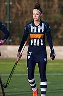 BILTHOVEN -  Hoofdklasse competitiewedstrijd dames, SCHC v hdm, seizoen 2020-2021.<br /> Foto: Marieke de Haas (hdm)