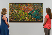 Loch Lomond, 1948 - Princess Fahrelnissa Zeid: the UK's first retrospective of a pioneering artist best known for her large-scale colourful canvases, fusing European approaches to abstract art with Byzantine, Islamic and Persian influences. The exhibition is at Tate Modern from 13 June – 8 October 2017.