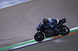 November 21, 2018 - Valencia, Spain - Karel Abraham (17) of Czech Republic and Reale Avintia Racing Ducati during the test of the new MotoGP season 2019 at Ricardo Tormo Circuit in Valencia, Spain on 21th Nov 2018  (Credit Image: © Jose Breton/NurPhoto via ZUMA Press)