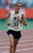 Alan Culpepper of the United States in the 10,000 meters in the IAAF World Championships in Athletics at Stade de France on Sunday, Aug, 24, 2003.