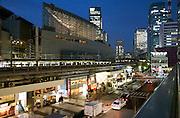 International Forum Building in Yurakucho district of Tokyo