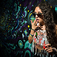 Eliza Doolittle at SXSW for Red Bull