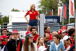 September 2, 2018 - Monza, Italy - Motorsports: FIA Formula One World Championship 2018, Grand Prix of Italy, ..Fans  (Credit Image: © Hoch Zwei via ZUMA Wire)